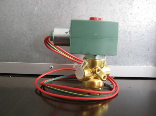 asco电磁阀接线图
