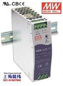 导轨电源WDR-120-12一级代理明纬电源销售