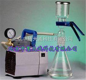 玻璃微孔滤膜过滤器 型号:ZH9191