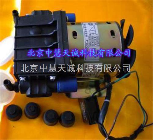 微型真空泵/刷直流真空泵 型号:EFLF-825