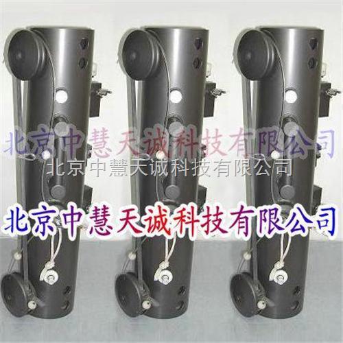 聚四氟乙烯球阀表层痕量金属分析采水器 型号:TXH-009
