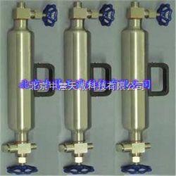液化石油气取样器/液化石油气采样钢瓶 型号:YHQ-50