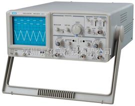 MOS-640CH模擬 示波器