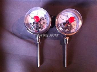 wssx511电接点双金属温度计