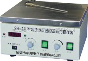 99-1A数显恒温大功率加热搅拌器