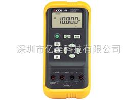 VICTOR 04供应深圳胜利VICTOR 04 V/mA校验仪使用方法