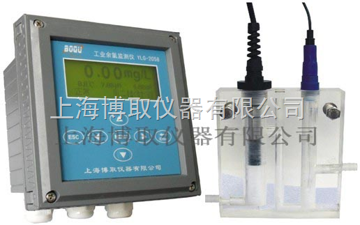 YLG-2058中文余氯检测仪
