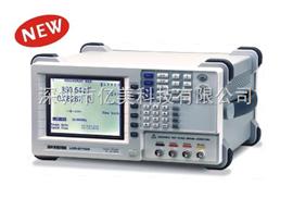 LCR-8110G中国台湾固纬(GWINSTEK) LCR-8110G 高精度LCR测试仪
