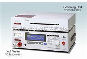 菊水耐压/绝缘TOS9200菊水耐压/绝缘电阻测试仪TOS9200系列
