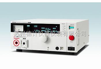 菊水耐压/绝缘电阻测试仪TOS5300系列