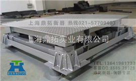 SCS3吨地磅-工艺性好(防爆)-5t地磅
