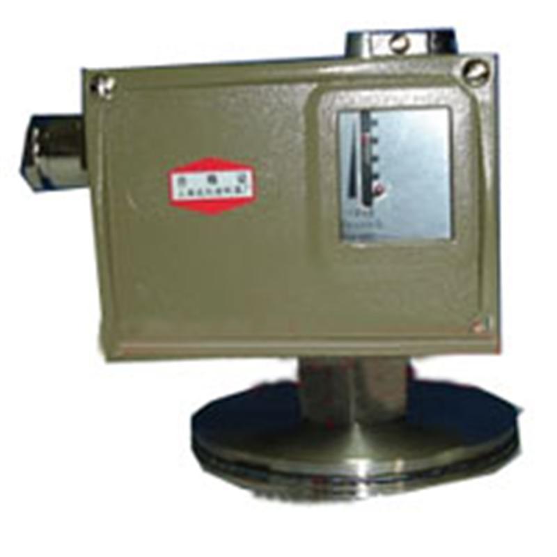 上海自动化表四厂D501/7D防爆型压力控制器