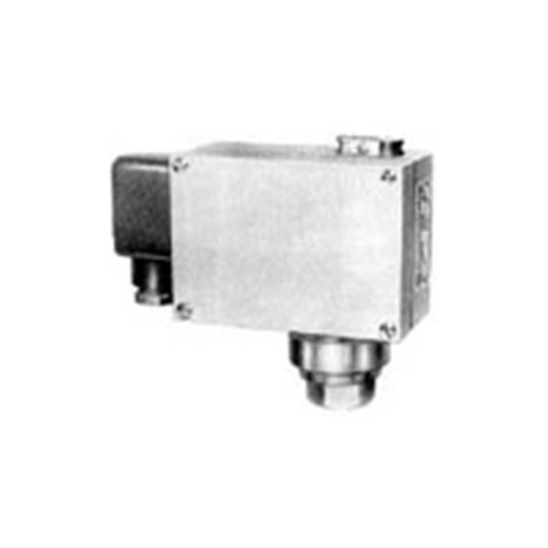 上海自动化表四厂D501/7DZ双触点压力控制器
