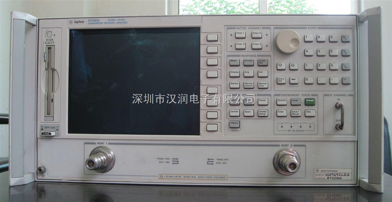 表面阻抗测试仪 深圳市汉润电子有限公司 网络分析仪 >8ghz 网络分析