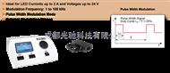 光电探测器,带脉冲调制的高功率LED驱动器