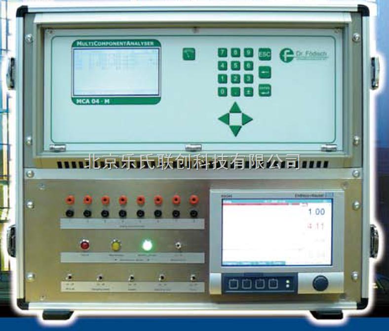 高温红外分析仪