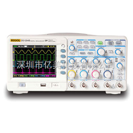 DS1204B北京普源(RIGOL) DS1204B 200MHz数字示波器
