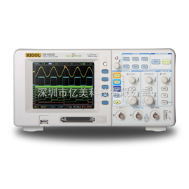 DS1052D北京普源(RIGOL)DS1052D 50MHz混合信号示波器