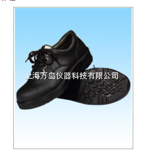 安防牌 黑牛皮防穿刺工作鞋【产品编号】85101