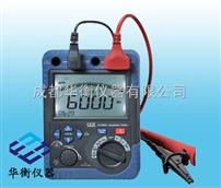 DT-6605專業高壓絕緣電阻測試儀