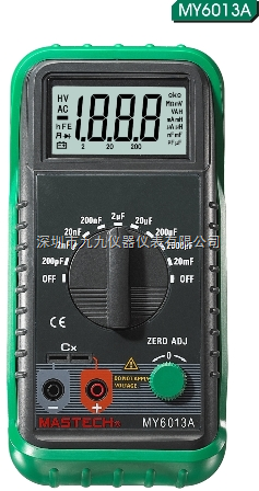 my6013a-my6013a电容表-深圳市九九仪器仪表有限公司