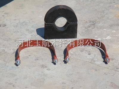 水管木托 侵沥青油防腐水管道木托