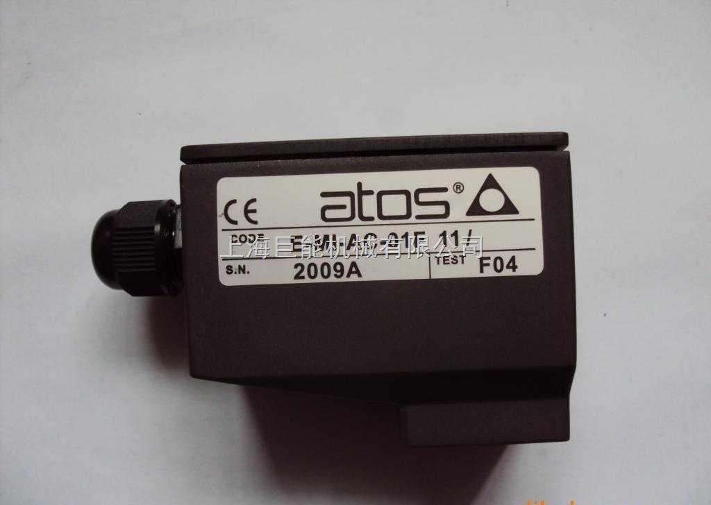 e-m1-ac-01f atos放大器/atos继电器/atos阿托斯