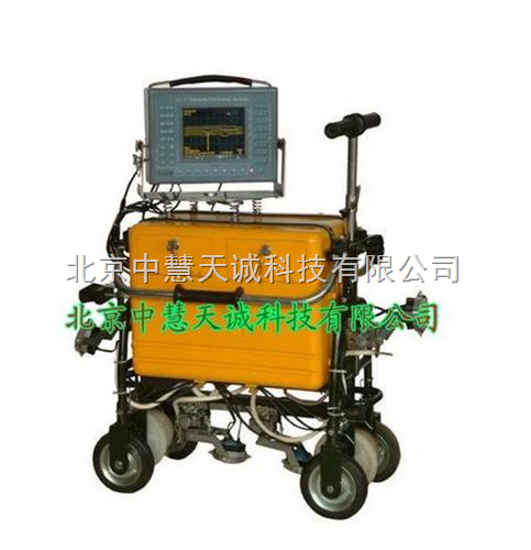 XCFGCT-8数字钢轨探伤仪