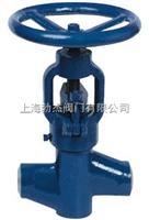 J341TC蜗轮陶瓷截止阀