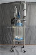SF-10L双层玻璃反应釜