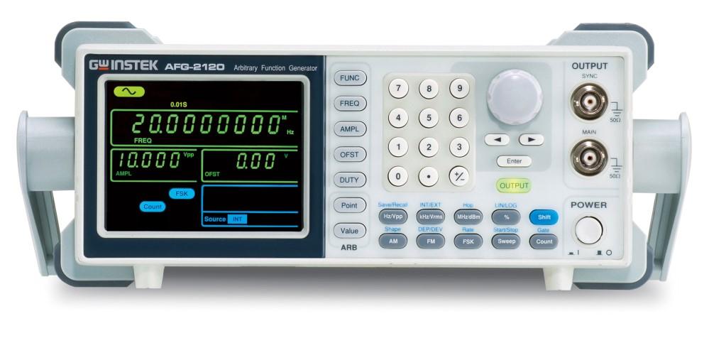 中国台湾固纬AFG-2112任意波形信号生器价格