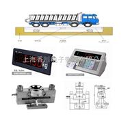 SCS電子磅秤,電子地磅秤,100噸磅秤,100噸地衡