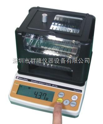 一键直读型固体密度测试仪GP-300EW/600EW