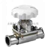 G49J不銹鋼衛生級隔膜閥