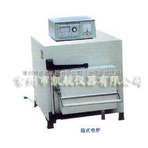 高温箱式电阻炉/马弗炉