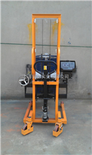 WFL-2000KG2吨电子搬运秤,仪征江都化工厂常用2T液压叉车磅秤
