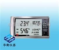 622數字式溫濕度大氣壓力表
