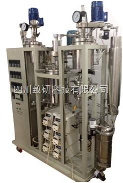 反应釜串联反应装置 反应釜设备 反应实验装置 实验仪器 化工 科研 高校实验装置