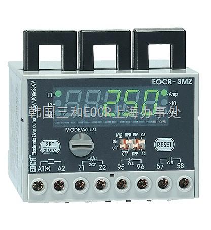 a数显电流继电器