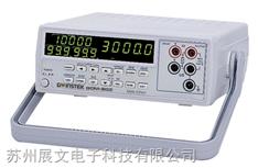 固纬微欧姆计GOM-802