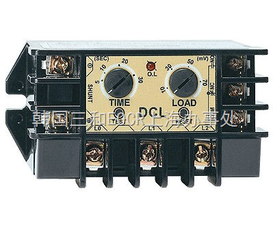 220v直流电子式过电压继电器