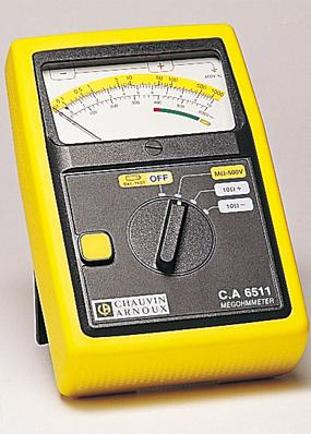 CA6511兆欧表/绝缘电阻测试仪
