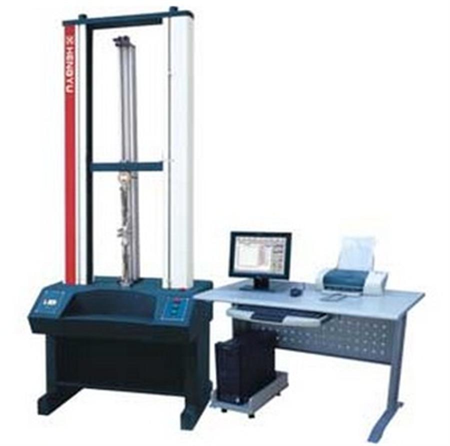 电脑式伺服系统万能材料试验机