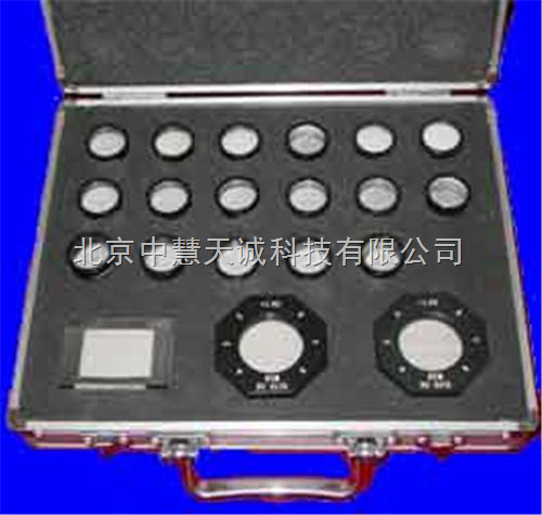 接触镜用焦度计校正器/焦度计检定装置