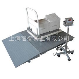 舒城带轮子地磅,亳州2吨平台秤报价,六安1.5m*1.5m电子磅