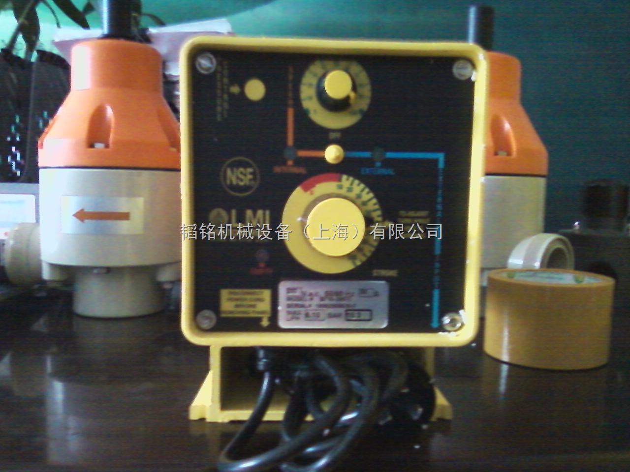 进口米顿罗计量泵