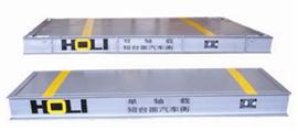 SCS2吨特殊性制作地磅秤