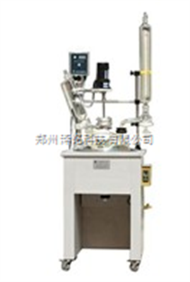 ZM-5L陕西单层玻璃反应釜*/甘肃哪有*单层玻璃反应釜