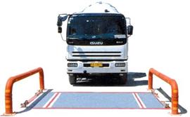 SCS50噸固定式汽車衡