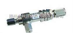 ZXF-2氣相色譜儀專用針型閥